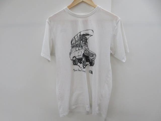 THE NORTH FACE(ノースフェイス) 【値下げ】ノースフェイス ランドクルーザー Tシャツ