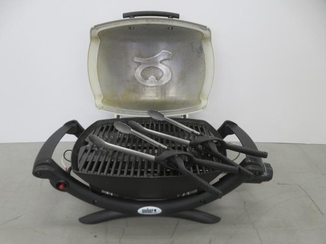 Weber(ウェーバー) ガスグリル Q-1000