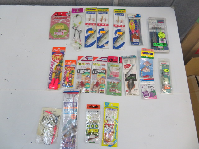 その他ブランド YO-ZURIなど 海釣り仕掛けセット