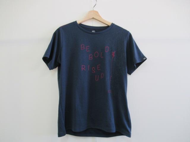 Millet(ミレー) ライズ アップ Tシャツ レディース