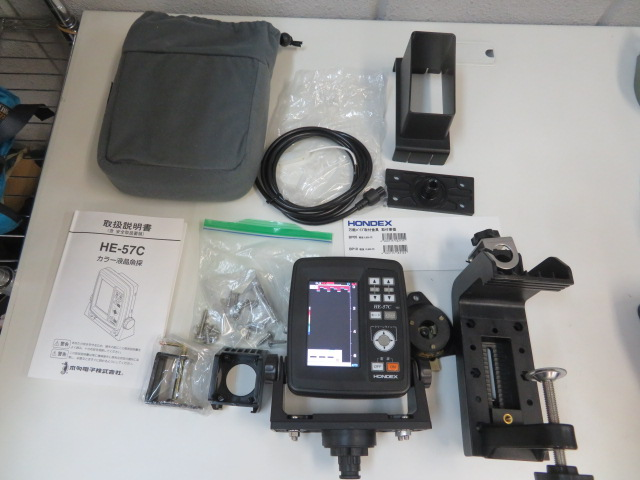 その他ブランド HONDEX HE-57Cセット