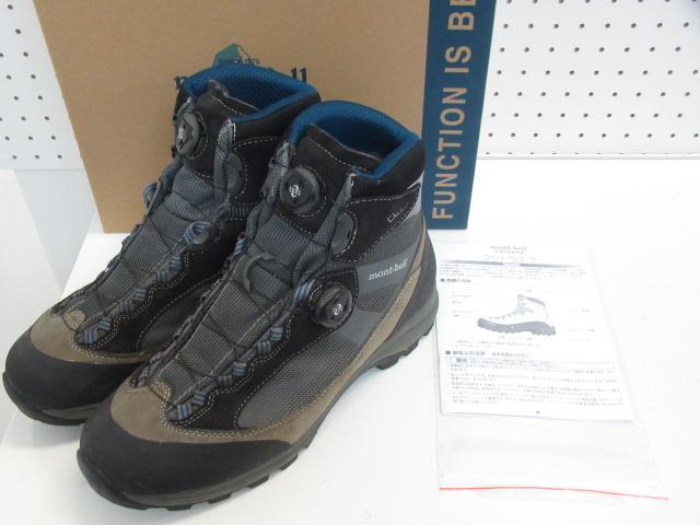 mont-bell(モンベル) テナヤ ブーツ メンズ