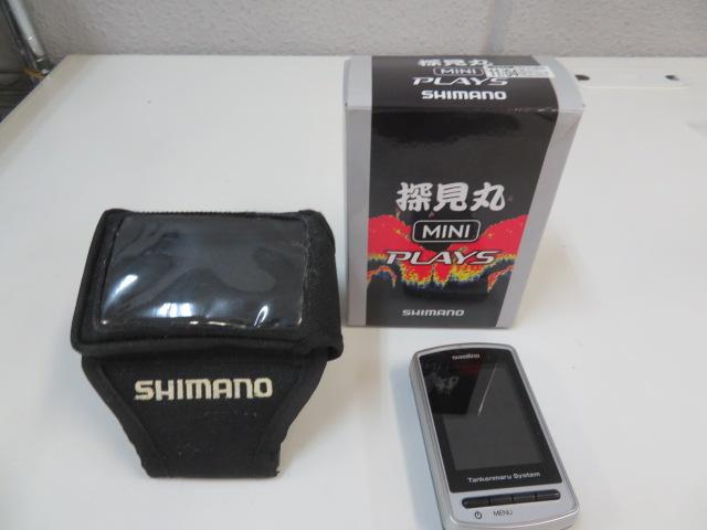 SHIMANO(シマノ) 探見丸MINI PLAYSセット