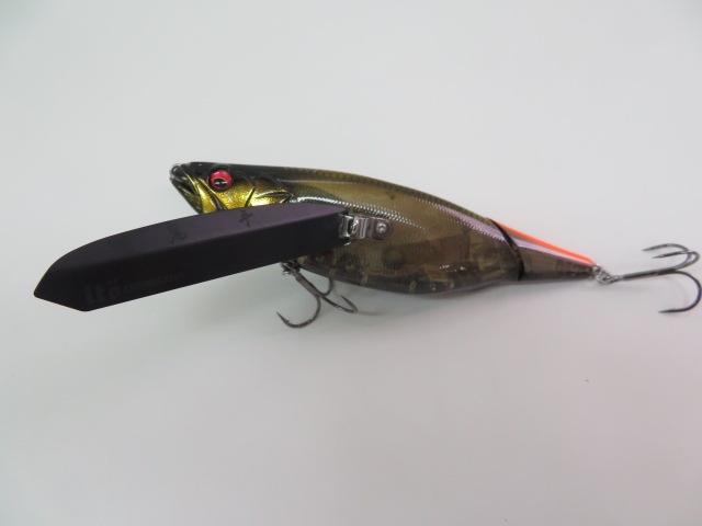 Megabass(メガバス) i-wing135 NERO DAYTONE