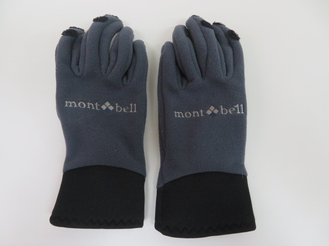mont-bell(モンベル) クリマバリア フィッシンググローブ