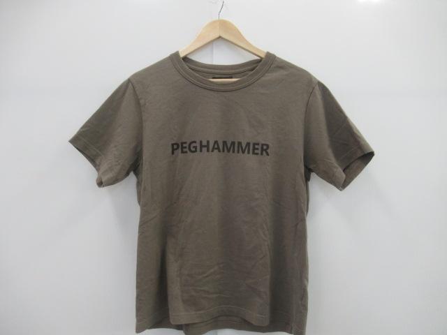 Snow Peak(スノーピーク) PEG HAMMER Tシャツ