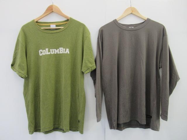 Columbia(コロンビア) Tシャツ+L/S Tシャツ メンズ