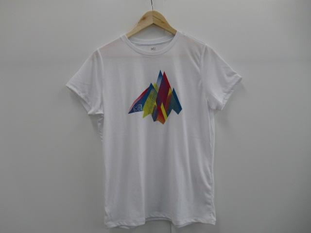 Millet(ミレー) モンターニュ Tシャツ レディース