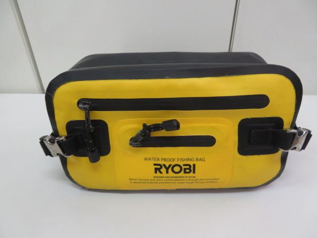 RYOBI(リョービ) ウォータープルーフフィッシングバッグ