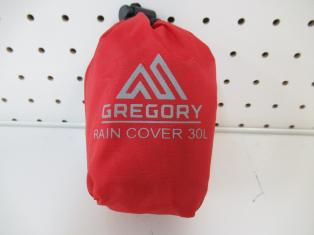 GREGORY(グレゴリー) レインカバー 30L