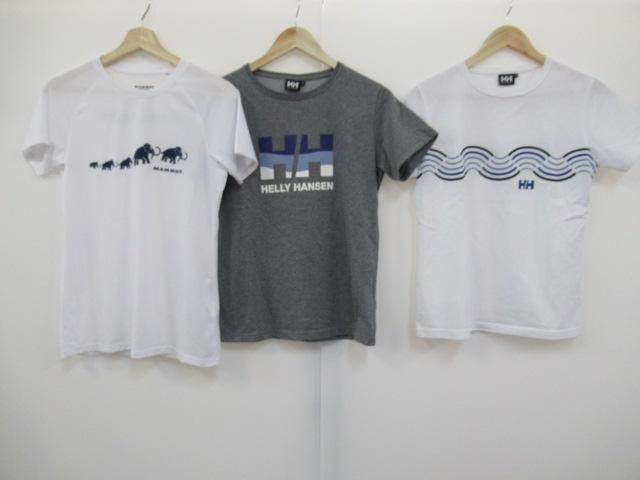 MAMMUT(マムート) レディース Tシャツ 3点セット