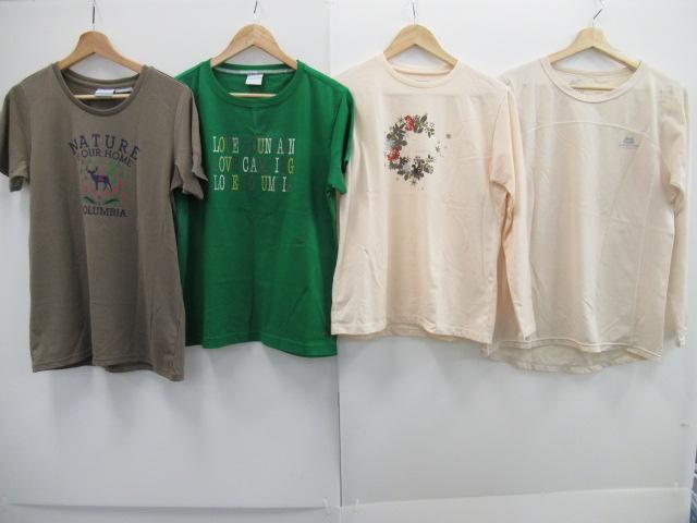 Columbia(コロンビア) レディース Tシャツ 4点セット