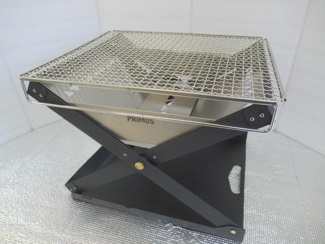 PRIMUS(プリムス) 【美品】カモト オープンファイアピット S ケースセット