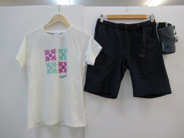 Columbia(コロンビア) 速乾Tシャツ+2点 レディース