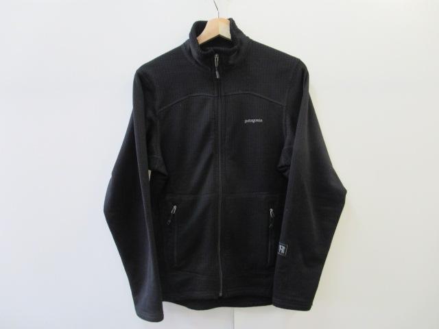 patagonia(パタゴニア) メンズ R1 フルジップ ジャケット ブラック