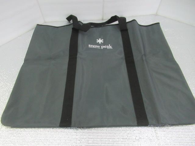 Snow Peak(スノーピーク) 【美品】マルチパーパストートバッグS