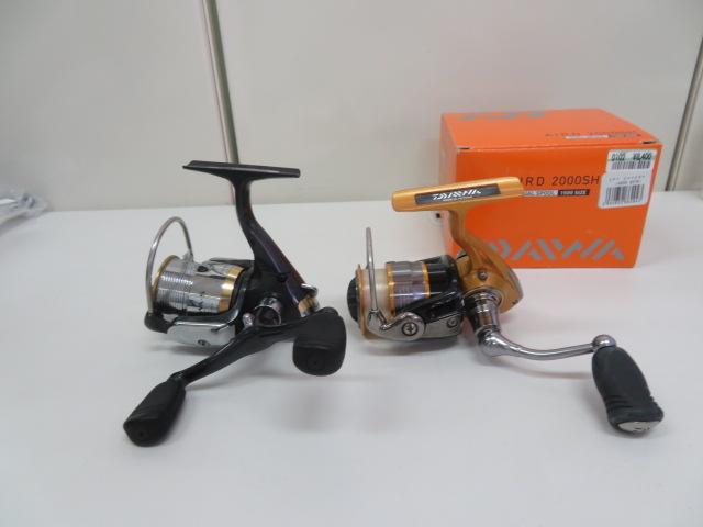 DAIWA(ダイワ) スピニングリール2個セット