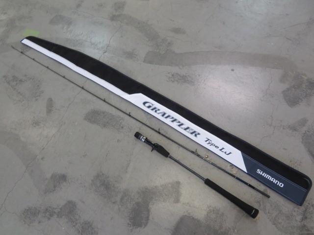 SHIMANO(シマノ) グラップラー タイプLJ B63-1