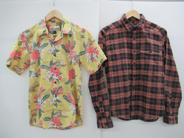 patagonia(パタゴニア) メンズマリヒニパタロハシャツ+チェックシャツ