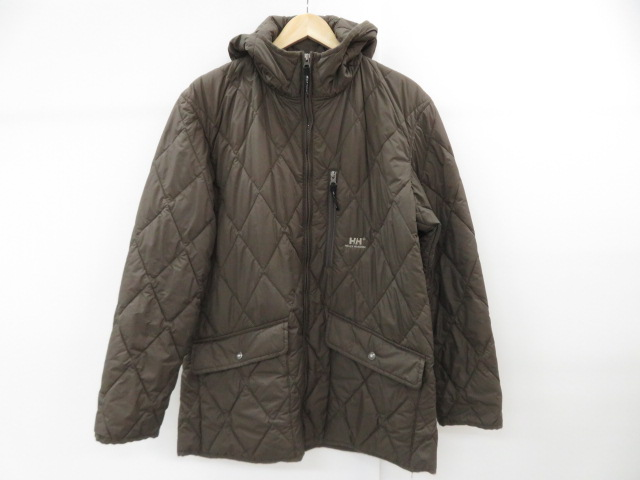 HELLY HANSEN(ヘリーハンセン) 【値下げ】中綿ジャケット XLサイズ