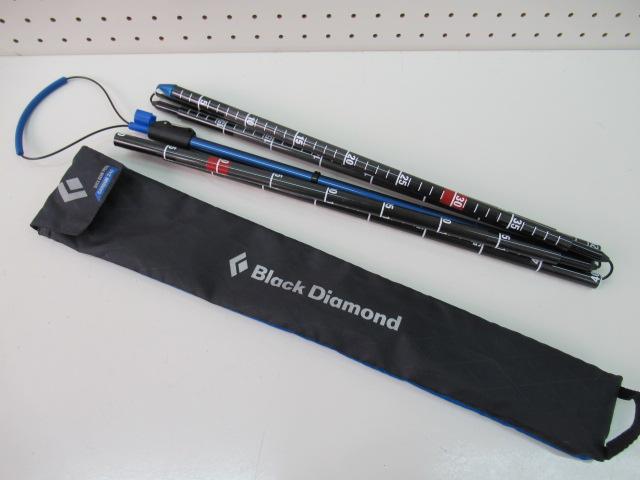 Black Diamond(ブラックダイヤモンド) クイックドロープローブ カーボン 240