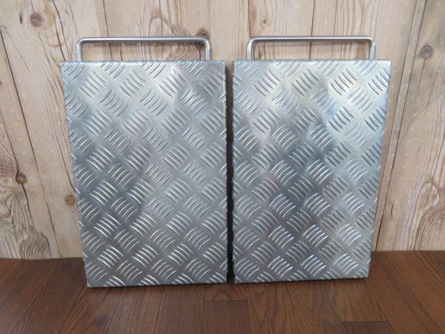その他ブランド フリーダム シェルフコンテナ50用 縞板天板 PT2 3