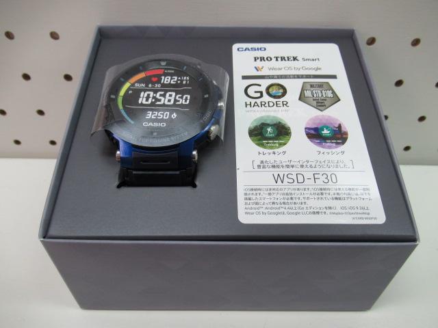 その他ブランド PROTREK WSD-F30