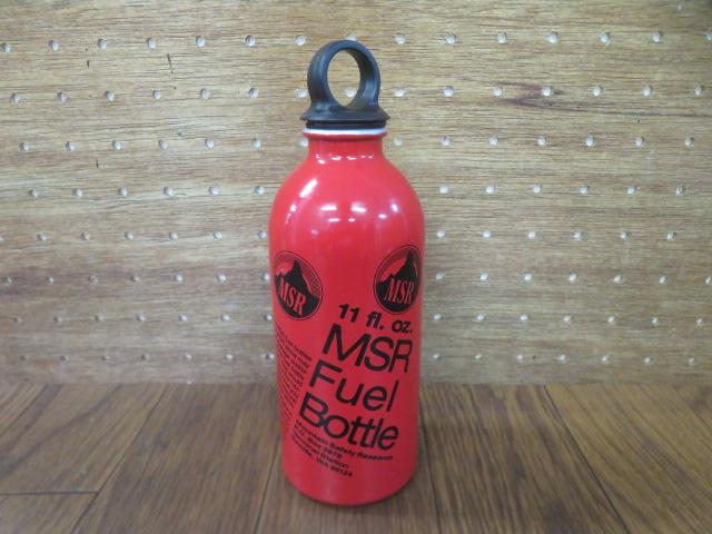 MSR(エムエスアール) フューエルボトル 11fl.oz(325ml) 20周年記念