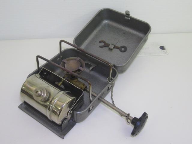 ノーブランド ソビエト製 ミリタリーバーナー PT-1