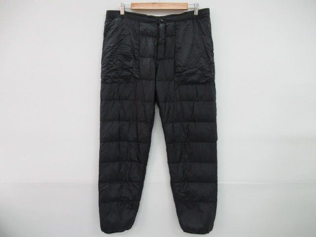 NANGA(ナンガ) WILD-1 portable Down Pants