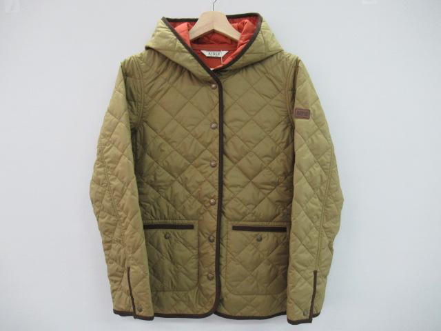AIGLE(エーグル) レディース キルティングジャケット