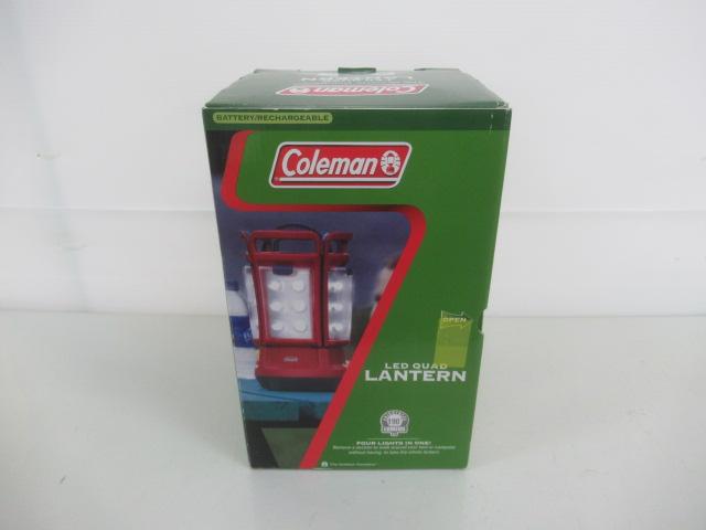 Coleman(コールマン) クアッドLEDランタン USAパッケージ