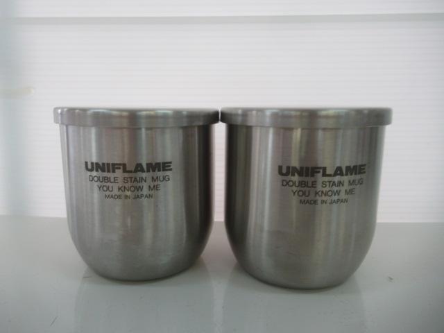 UNIFLAME(ユニフレーム) ゆのみ SUS