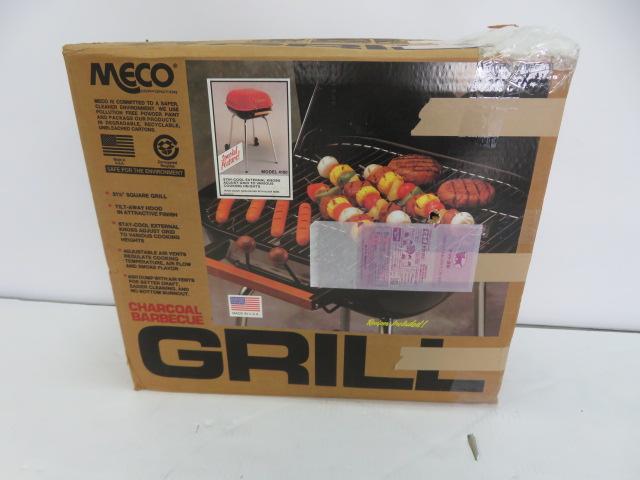 その他ブランド MECO バーベキューグリル スインガー4100