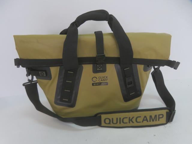 その他ブランド QUICKCAMP ソフトクーラートート 25L
