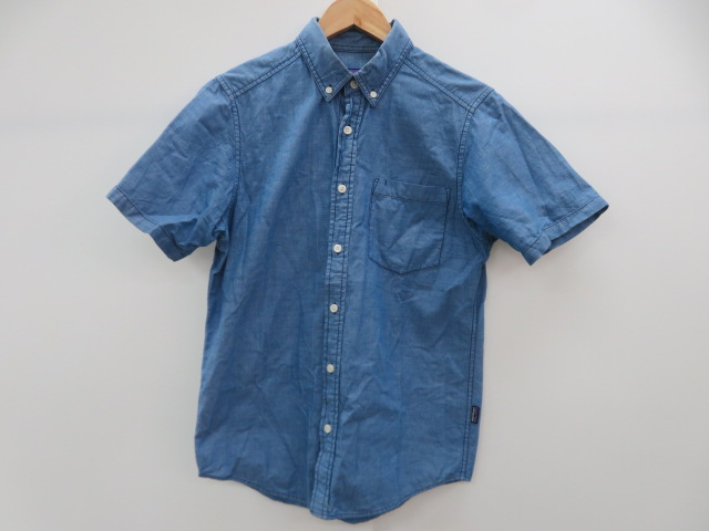 patagonia(パタゴニア) 【値下げ】メンズ ブラフサイドシャツ XSサイズ