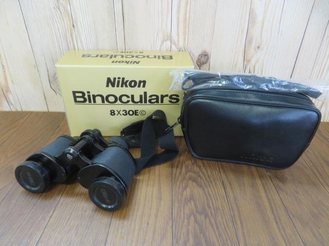 その他ブランド Nikon ニコン Binoculars 8×30E 双眼鏡