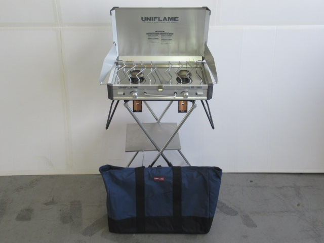 UNIFLAME(ユニフレーム) ツインバーナー US-1900 610305 セット