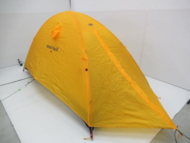 mont-bell(モンベル) ステラリッジテント 1型+グラウンドシート
