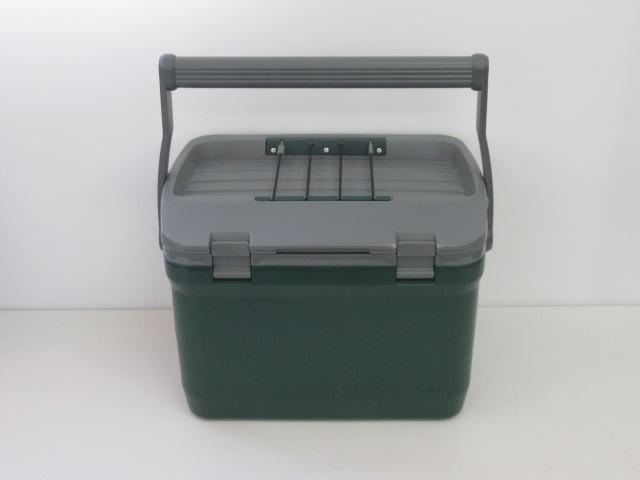STANLEY(スタンレー) クーラーボックス 15.1L グリーン 01623-095