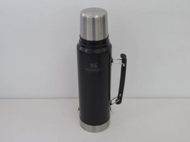 STANLEY(スタンレー) クラシック真空ボトル 1L マットブラック