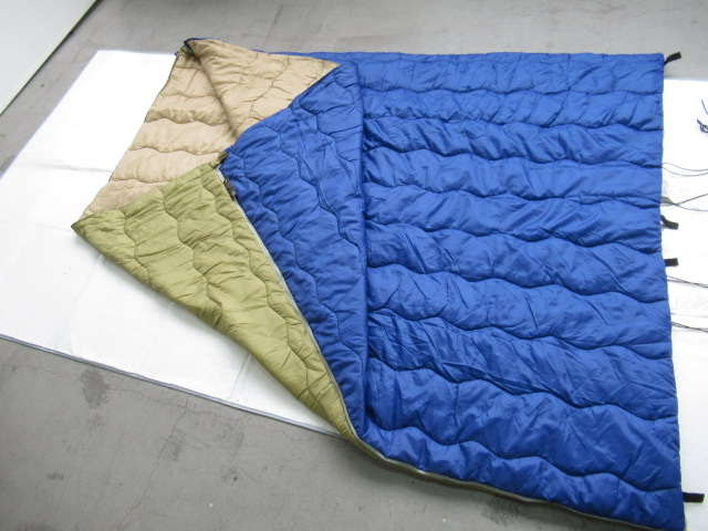 LOGOS(ロゴス) 2in1 Wサイズ丸洗い寝袋 10 72600670