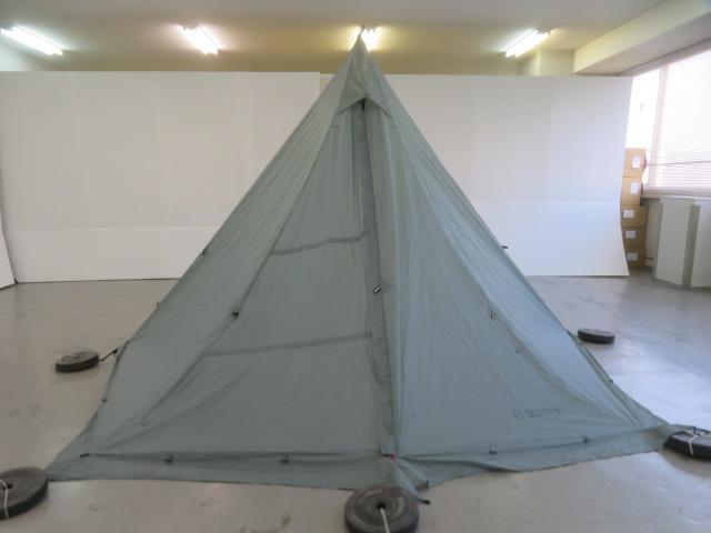 tent-Mark DESIGNS(テンマクデザイン) YARI 3×3(ヤリ 3×3)・専用アルミポールセット