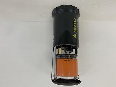 SOTO(ソト・新富士バーナー) 虫の寄りにくいランタン ST-233