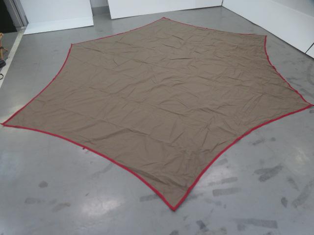 tent-Mark DESIGNS(テンマクデザイン) 焚火タープ コットンヘキサ