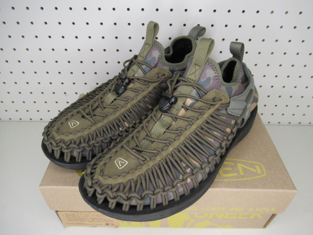 KEEN(キーン) ユニーク HT OLIVE/CAMO