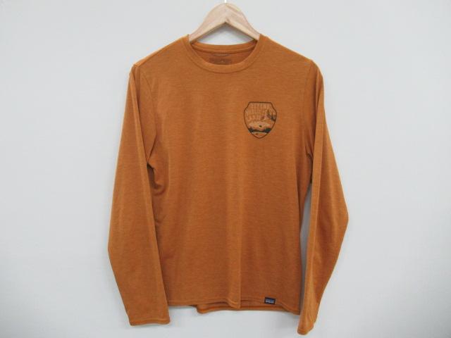 patagonia(パタゴニア) メンズ・LS・CPクール・デイリー・グラフィックシャツ