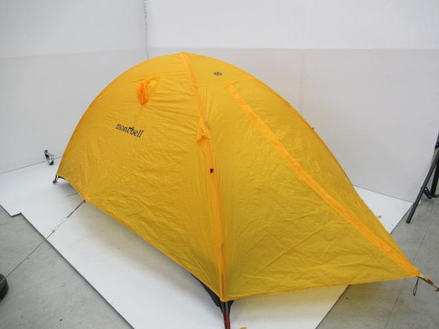 mont-bell(モンベル) ステラリッジテント2型+スノーフライ