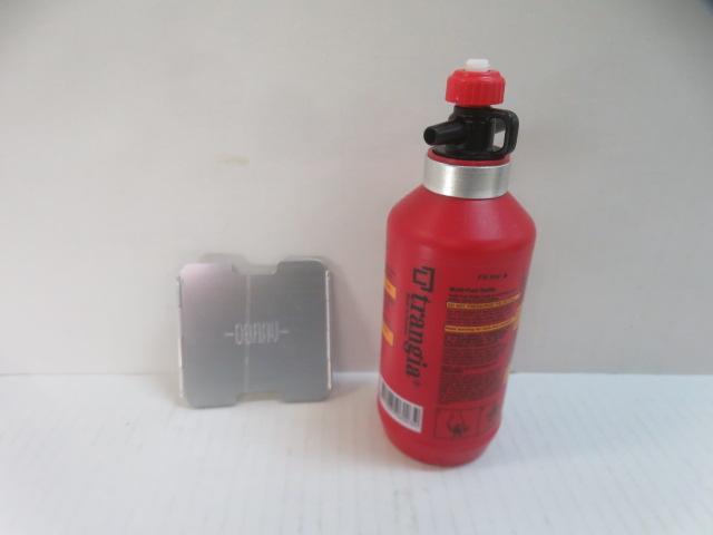 Trangia(トランギア) フューエルボトル 0.3L セット