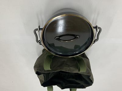 UNIFLAME(ユニフレーム) ダッチオーブン 8インチスーパーディープ ケースセット